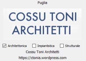 Cossu Toni Architetti
