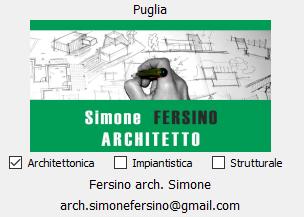 Fersino arch. Simone