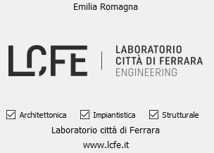 Laboratorio città di Ferrara