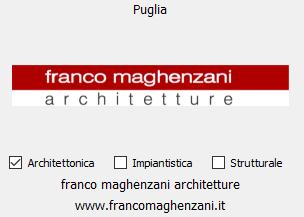 Franco Maghenzani Architetture