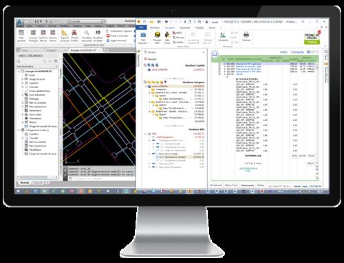 ArchVISION CP con modulo (Pro)Civil 3D – PriMus