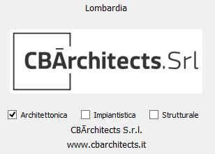 CBĀrchitects S.r.l.